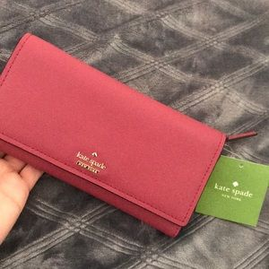 Late Spade Cameron Street Celina wallet